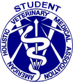 Student American Holistic Veterinary Medical Association Logo